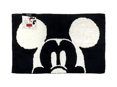 Disney Mickey Mouse 'Big Face Mickey' Bath Rug