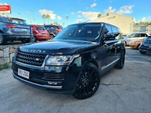 2015 Land Rover Range Rover L405 16MY Vogue Black 8 Speed Sports Automatic Wagon