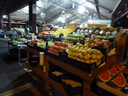Busy well-established Fruit & Veg stall for sale. Melbourne CBD Melbourne City Preview