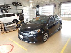2014 Toyota Corolla LE Fuel Miser