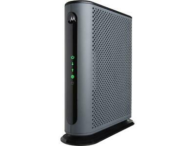 Motorola Ultra Fast DOCSIS 3 1 Cable Modem, Model MB8600, Plus 32x8 DOCSIS  3 0,