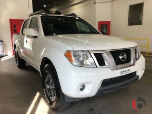 2017 Nissan Frontier PRO-4X - KING CAB - 4X4 - GPS - CUIR - TOIT