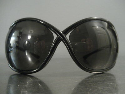 3d29adc411 Tom Ford Preowned Sunglasses TF9 199 WHITNEY Black