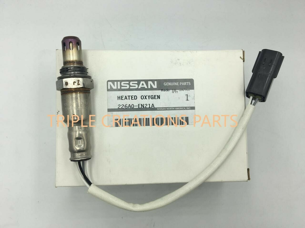 New OEM Genuine Nissan Rear Heated Oxygen Sensor 226A0-EN21A USA Seller