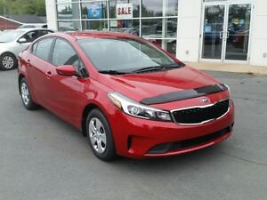 2018 Kia Forte LX New car deal. Manual shift