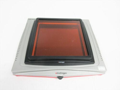 INVITROGEN G6600 SAFE IMAGER 2.0 BLUE-LIGHT TRANSILLUMINATOR 470 NM