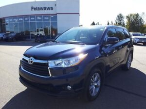 2015 Toyota Highlander LE AWD with Convenience Package