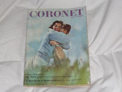 CORONET MAGAZINE / OCTOBER 1960 / DIGEST SIZE / HOW SAFE ARE BIRTH CONTROL PILLS