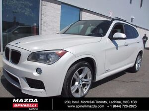 2013 BMW X1 35i M SPORT PACKAGE M SPORT PACKAGE ROOF NAVI