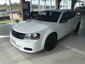 2013 Dodge Avenger Only 46k!!! One owner! 4-speed automatic!