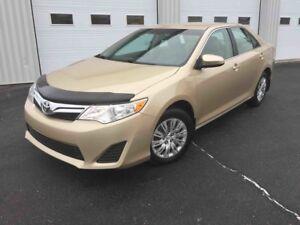2012 Toyota Camry MODELE LE 38 000 KILOS
