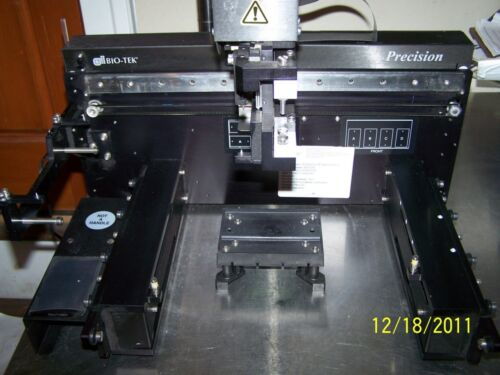 Bio-tek Precision 2000 Microplate Reagent Dispenser Microplate Pipetting System