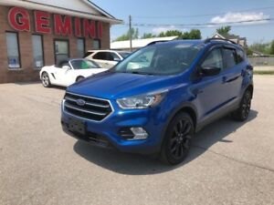 2017 Ford Escape SE Sport 4x4 Navi 2.0 Eco