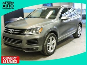 2014 Volkswagen Touareg HIGHLINE R-LINE NAVIGATION CUIR 20PC SUP