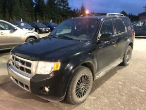 2009 Ford Escape Limited V6 4X4 CUIR TOIT OUVRANT