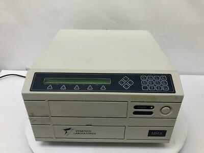 Dynatech Mrx Microplate Reader With Full Manual