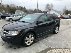 2010 Dodge Journey R/T 7 Passenger, DVD Leather,AWD