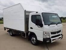 2012 Mitsubishi Fuso Canter 515 Medium 2T Pantech Truck Townsville Townsville City Preview