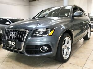 2012 Audi Q5 2.0T S-LINE | NAV | B&O | CAM | LOADED!