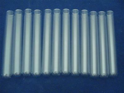 Pyrex Glass 13 Mm 4 X 12 Test Tubes Thin Walled 1 Dozen Tube12
