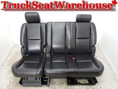 Denali 2nd Row Bench Seats - Yukon Tahoe 2nd Row Bench Truck Seat Denali 2010 Short Chev