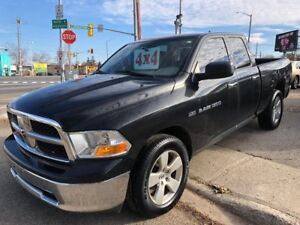 2011 Dodge Ram 1500 SLT/NO ACCIDENT/CERTIFIED/WARRANTY INCLUDED