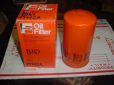 Oil Filter For Ih International Dresser Hough Loader Tractor Dozer Engine B167