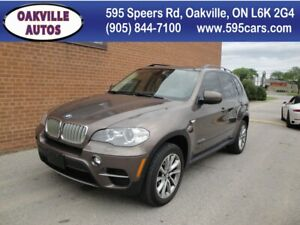 2012 BMW X5 35D DIESEL, NO ACCIDENT, NAVI, CAMERA, PANO ROOF