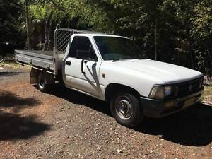 1997 Toyota Hilux Ute - Great Car + Dual Fuel Terrey Hills Warringah Area Preview