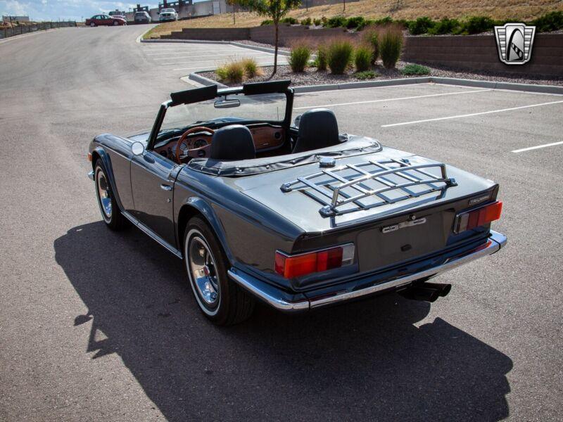 Image 5 Voiture American classic Triumph TR-6 1973