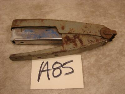 A85 Vintage Swingline Hand Stapler Industrial