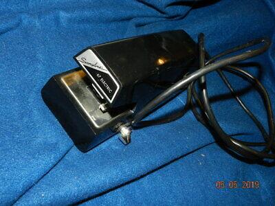 Vintage Swingline No. 67 Electric Stapler Black
