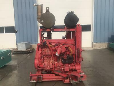 C13 Cat Industrial Engine 520 Hp Year 2008 Flex Plate For Allison Trans