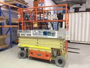 JLG 2630 ES Scissor Lift EWP (9.75m Working Height) - Hire Booragoon Melville Area Preview