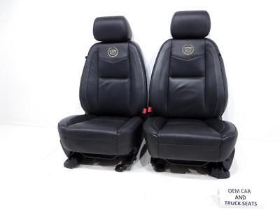 GM OEM ESCALADE PLATINUM COOLED SEATS 2007 2008 2009 2010 2011 2012 2013 2014 '
