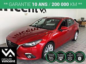 2014 Mazda Mazda3 GT-SKY **GARANTIE 10 ANS**