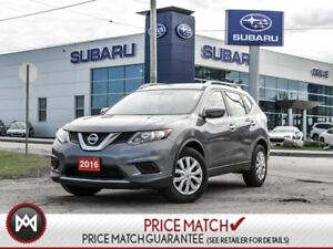 2016 Nissan Rogue CHEAP SUV LOW KMS BACKUP CAM