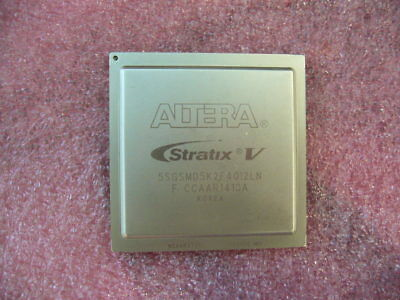 Qty 1x Altera Stratix V 5sgsmd5k2f40i2ln Fpga Ic Fbga-1517 Ready To Mount