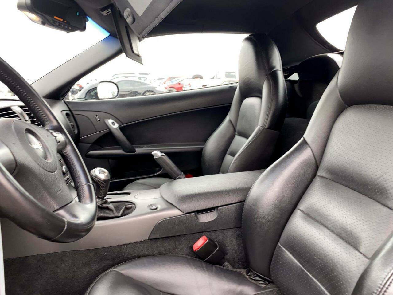2007 Black Chevrolet Corvette Convertible    C6 Corvette Photo 7