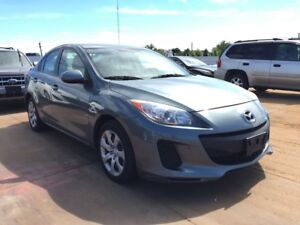 2012 Mazda Mazda3 GX Auto Sdn VEHICLE SOLD AS-IS! INQUIRE TODAY!