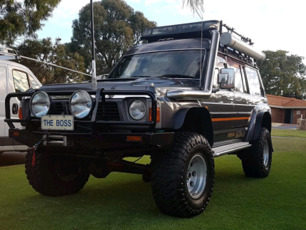 Nissan patrol safari eoi