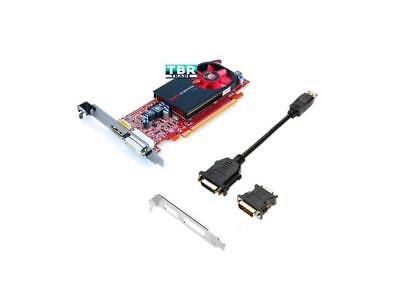 HP ATI FirePRO V3800 512MB DDR3 PCIe PRO Video Graphics Card AMD 608886-001