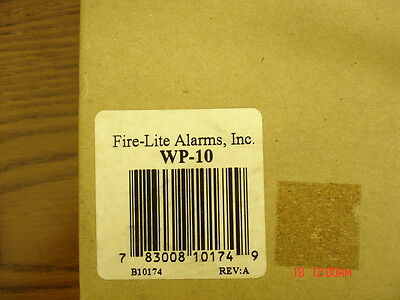 Fire Lite Wp-10  New