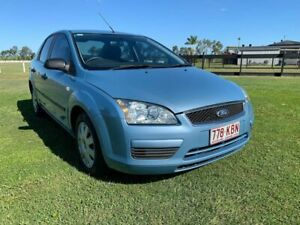 2006 Ford Focus LS CL Blue 5 Speed Manual Sedan Woongoolba Gold Coast North Preview