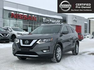 2018 Nissan Rogue SV Moonroof Awd Certified Pre-Owned