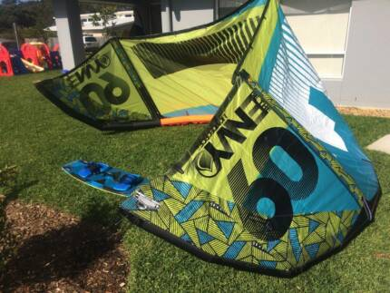 Kitesurfing Liquid force Envy 2015. Kite only or full equipment Byron Bay Byron Area Preview