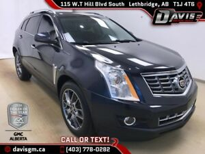 2016 Cadillac SRX Premium Collection ONE OWNER, HEATED LEATHER