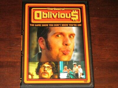 The Best of Oblivious - Comedy Reality TV Show Series on DVD