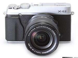 Fujifilm XE-2 camera for sale