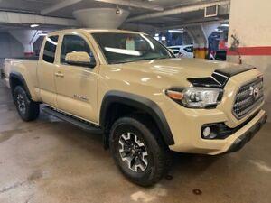 2017 Toyota Tacoma TRD Hors-Route OFF-Road + Garantie PEA
